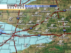 TIMELINE: Snow accumulations in Oklahoma