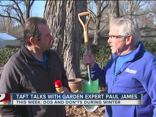 Paul James: Winter Do's and Don'ts