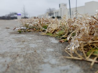 Freezing conditions fall on Bartlesville
