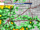 TIMELINE: Rain, thunderstorms move in overnight
