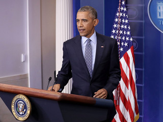 Obama's parting message: We're going to be OK