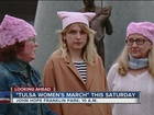 Hundreds expected at Tulsa Women's March on Sat.