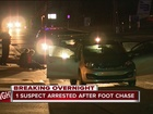 Tulsa Police arrest man after foot chase