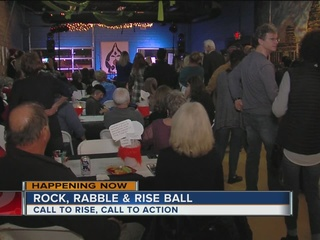 Local activists host alternate Inaugural Ball
