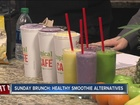 Sunday Brunch: Healthy smoothie recipes