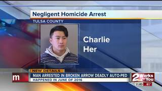 Man arrested for Broken Arrow deadly auto-ped