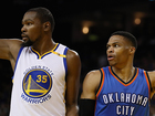 Report: Durant, Westbrook back on speaking terms