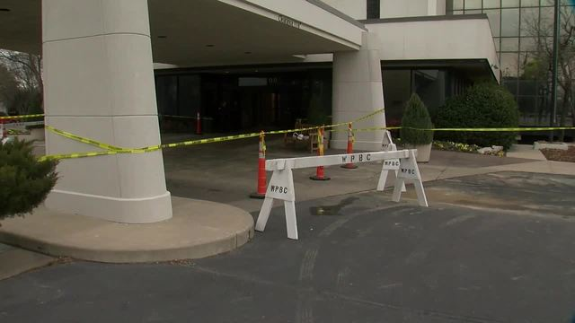Warren Clinic Tower building evacuated after water line break near 66th and Yale