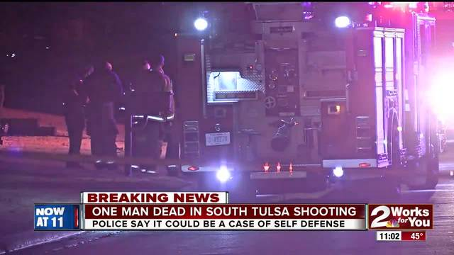 New information from overnight deadly shooting in South Tulsa