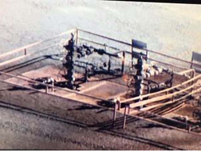 One person hospitalized after explosion at Oklahoma oilfield