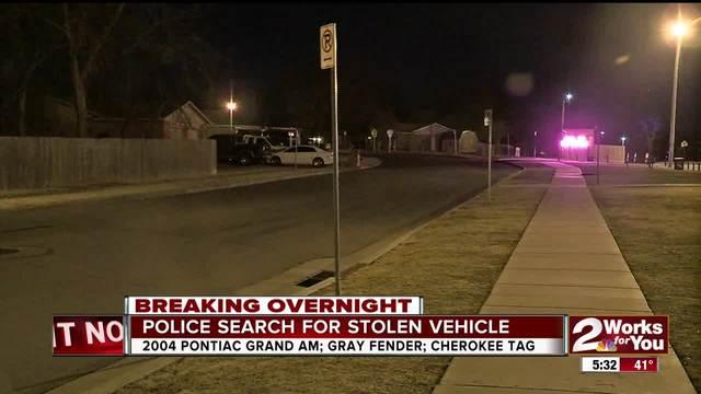 Grand theft auto in Oklahoma is a felony