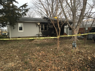 Two children injured after Chouteau fire