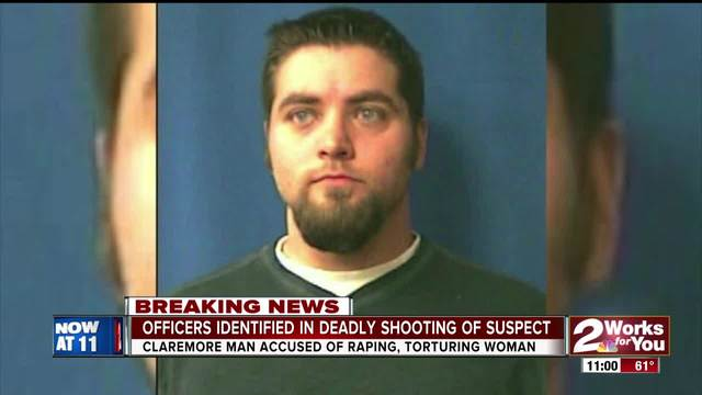 Police officers identified from officer-involved shooting
