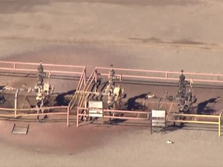 Man recovering after Okla. oil well explosion