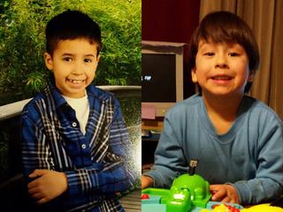 Vinita Police found two missing children