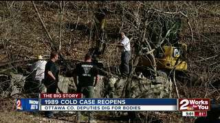 Ottawa Co. Deputies dig for bodies in cold case