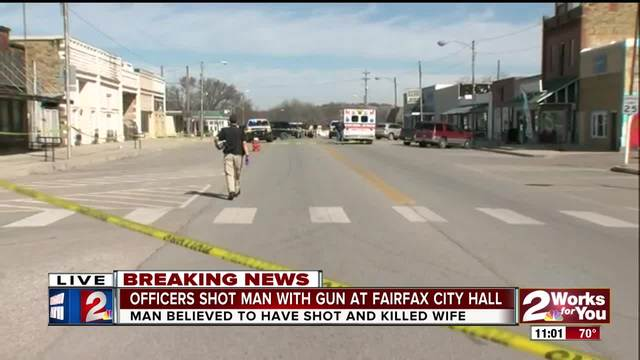Two People Dead after Fairfax Shooting Incident