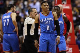 Westbrook's triple-double helps Thunder top Pels