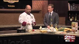Sunday Brunch: Chicken Margherita