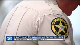 Sheriff's Office working to get body cameras