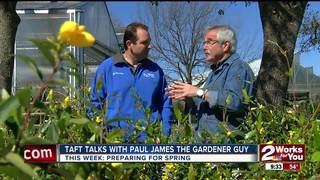 Paul James: Things that are blooming right now!