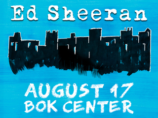 CONTEST: Pair of Ed Sheeran concert tickets