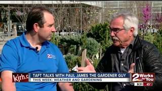 Paul James: Can we plant warm-season crops yet?