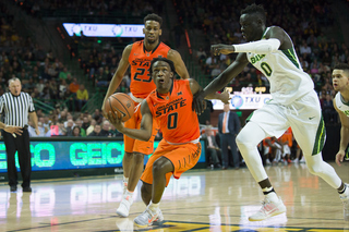 OSU Cowboys to face Michigan in NCAA Tourney