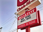 Amarillo Chick-fil-A 'Now hiring Brad's wife'
