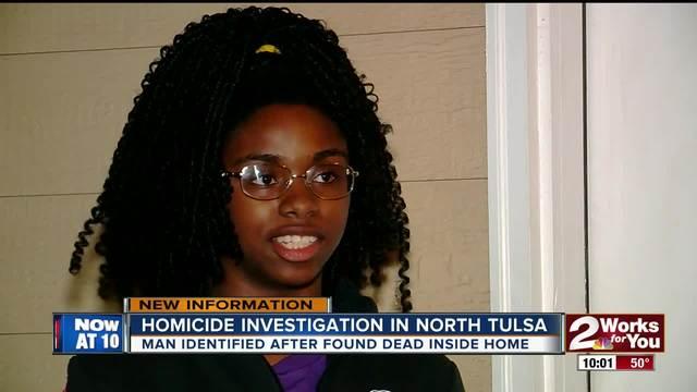Police identify man found dead in North Tulsa home-