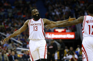 Rockets cruise to 137-125 win over Thunder