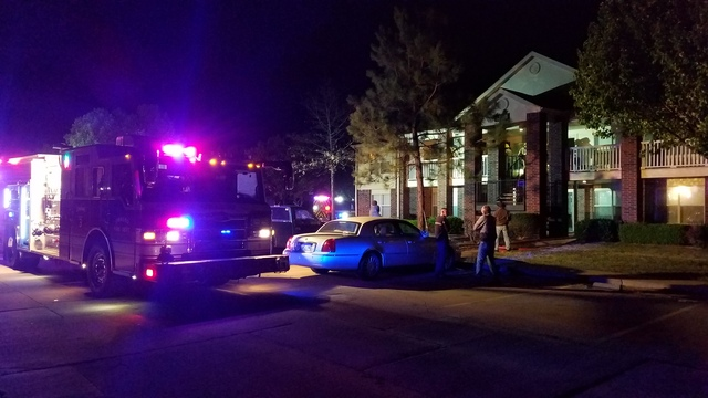 Owasso Apartments Damaged By Fire