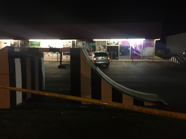 Police investigate shooting at Quickie Mart
