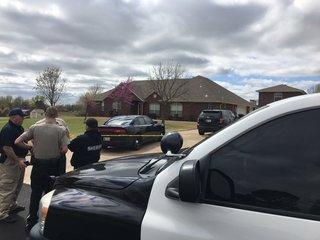911 call released in Broken Arrow home invasion