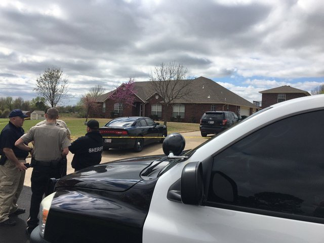 Three dead after Broken Arrow-area homeowner's son reportedly shoots intruders
