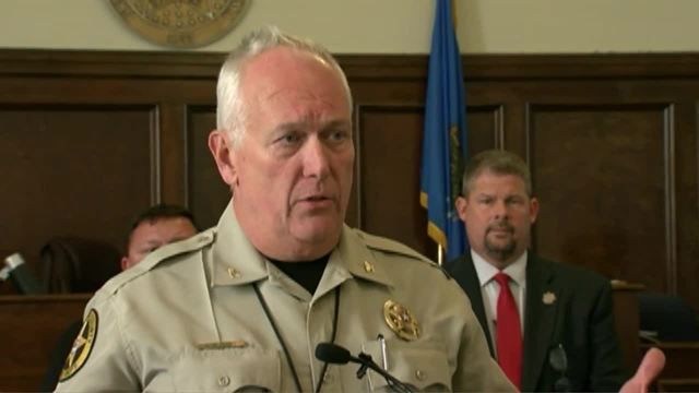 Investigators hold press conference on Broken Arrow home invasion