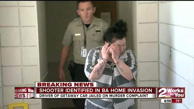 Shooter Identified In BA Home Invasion