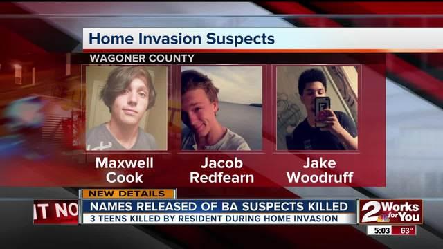 Three People Shot Killed After Broken Arrow Home Invasion Kjrh Com