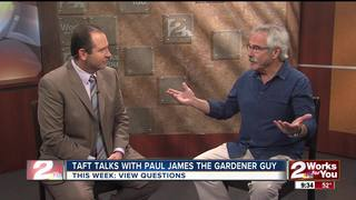 Paul James: Gardening Questions from Viewers