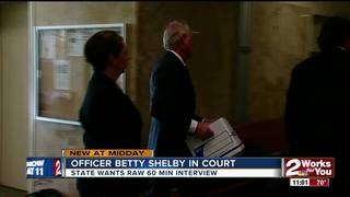 Officer Betty Shelby makes court appearance
