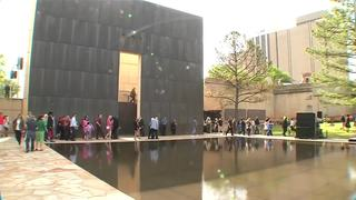OKC bombing remembered 22 years later