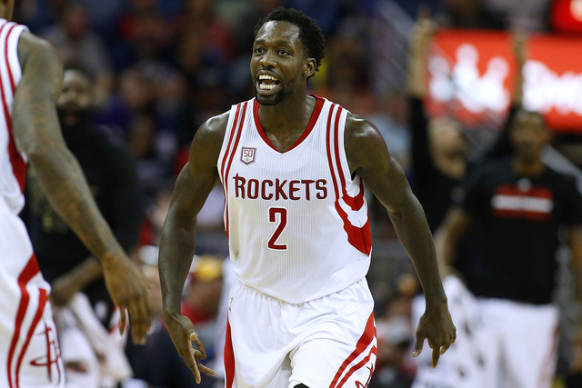 National Basketball Association investigating incident with fan and Rockets guard Patrick Beverley