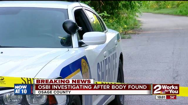 Wagoner shooting suspect leads authorities to body found near Lake Keystone
