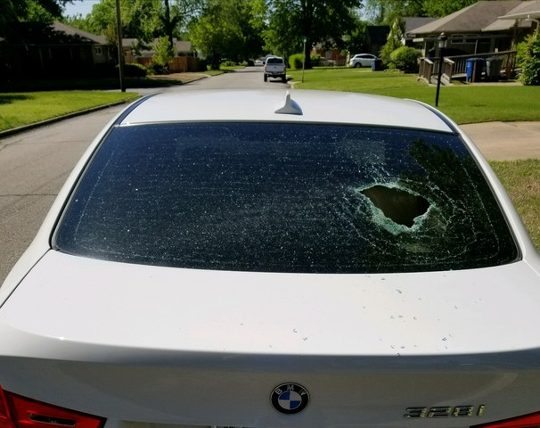 Car vandalism hits midtown Tulsa neighborhood