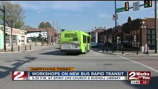 Tulsa asks for input on new planned bus route