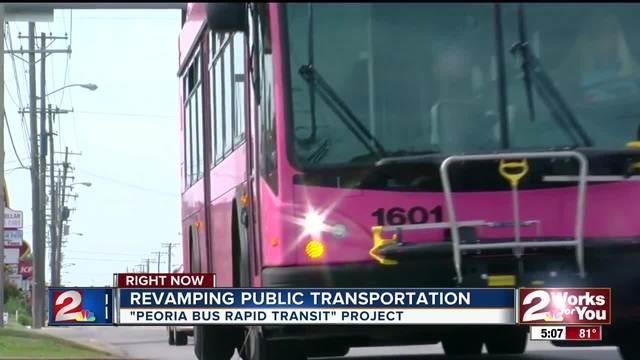 Revamping Tulsa-s Bus System