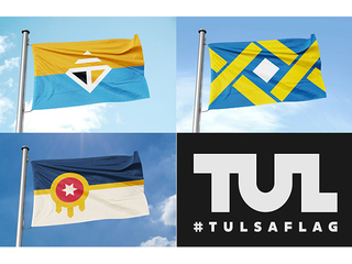 Voting begins for new Tulsa flag