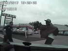 Dashcam video released of ofc.-involved shooting