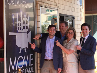 Oklahoma Movie Hall of Fame opens in Muskogee