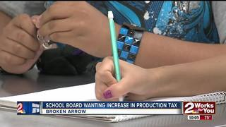 Board urges lawmakers to raise production tax